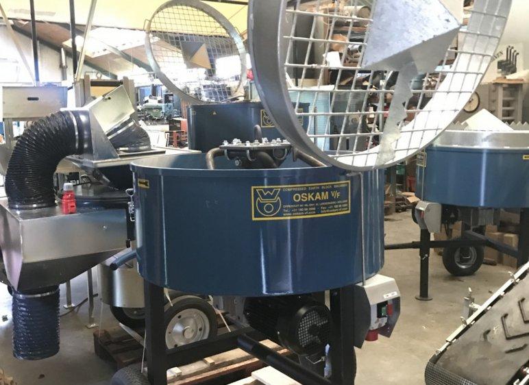 Mélangeur économique modèle 325LC pour mortier et plâtre